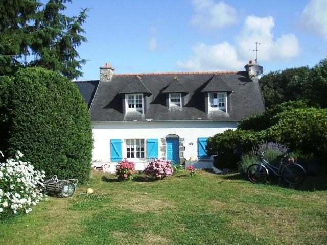 Ferienhaus   Location Maison Bretagne. Immobilier   Crozon (plan B1)