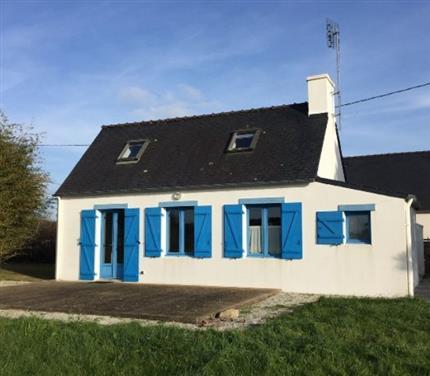 Immobilier - Lesconil (plan E1)